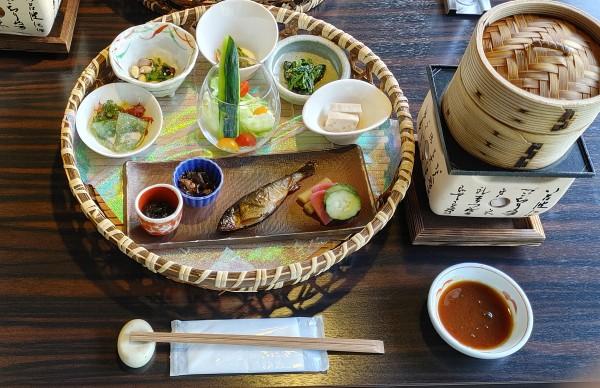 和の宿 ホテル祖谷温泉 朝食