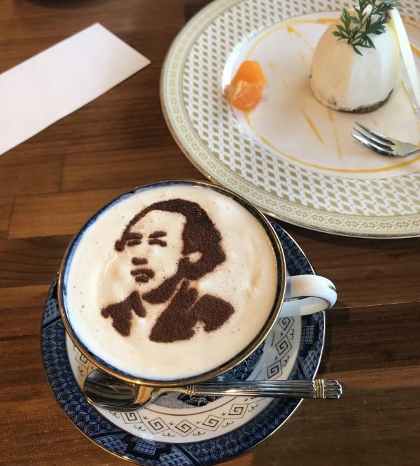 坂本龍馬 コーヒー