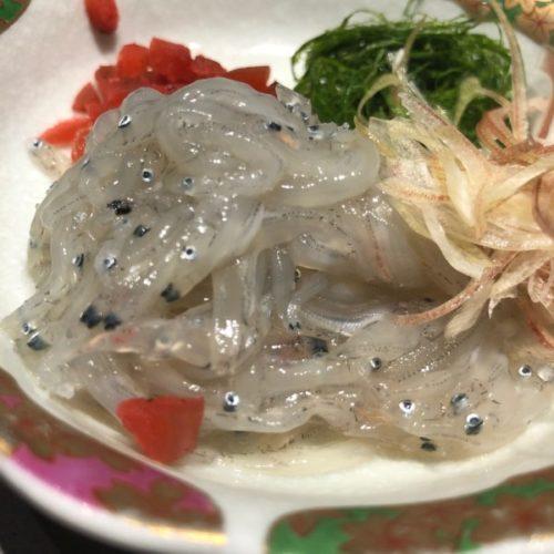 三陽荘 食事