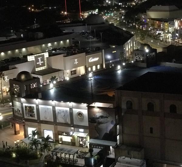 タモン 夜景