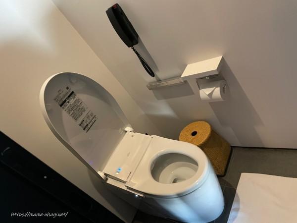 アマネム ナギスイート トイレ