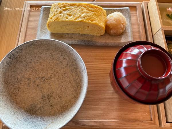 アマネム 朝食