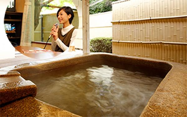 悠季の里 貸切風呂