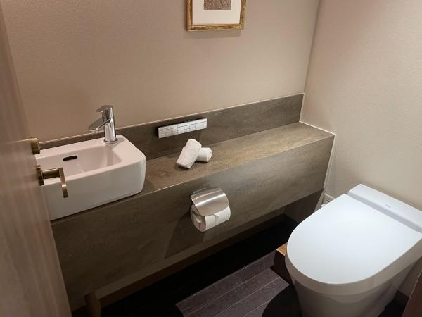 ふふ奈良 トイレ