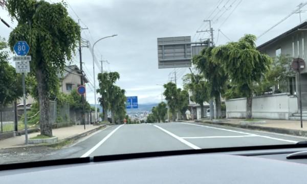 ふふ奈良 道中