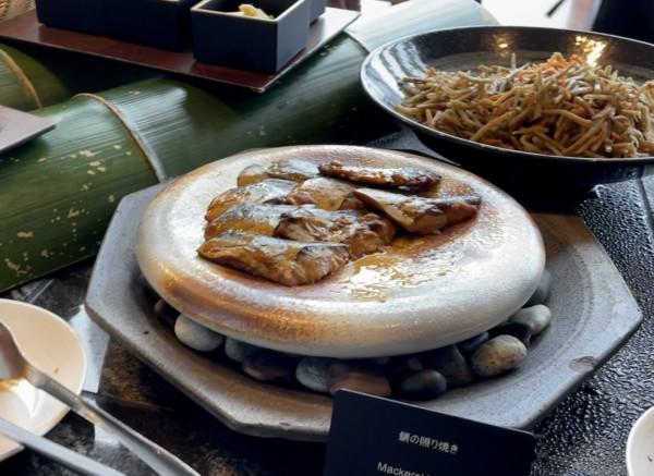コンラッド大阪 朝食ビュッフェ